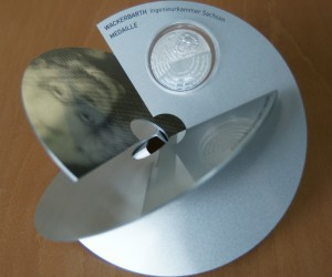 Die Wackerbarth-Medaille