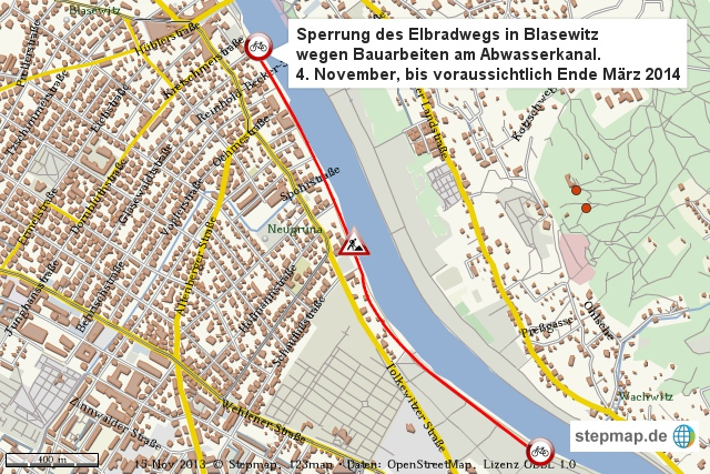 stepmap-karte-sperrung-des-elbradwegs-in-blasewitz-1342195(1)