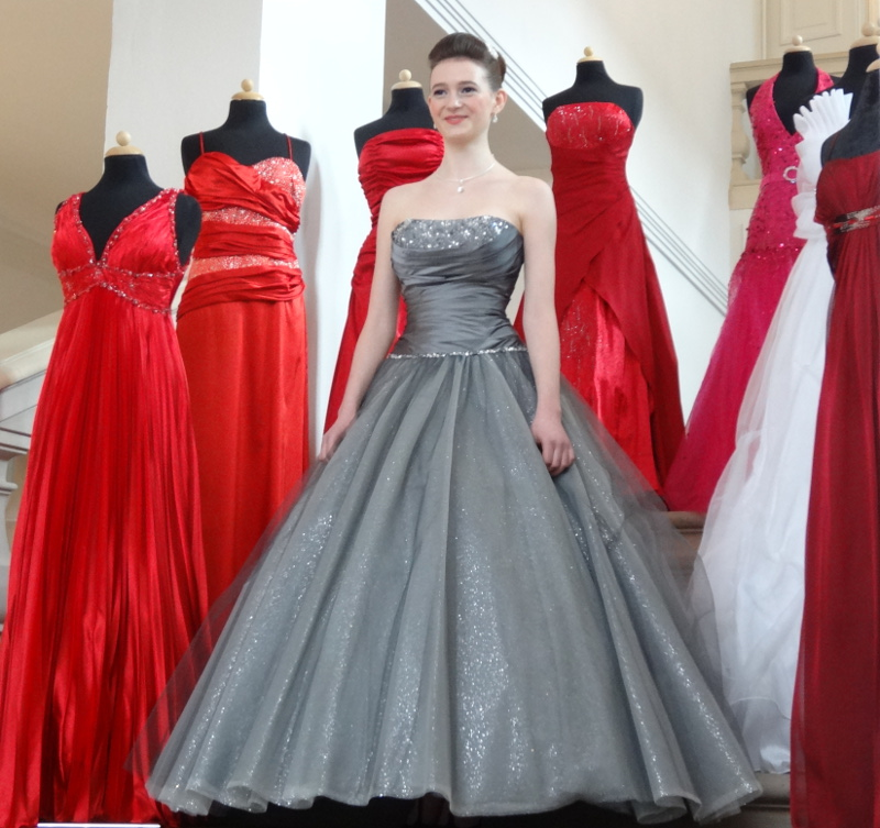 Kleid semperopernball 2018