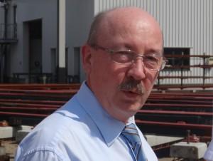 Roland Ende, DVB Gleischef