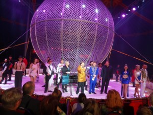 weihnachts circus