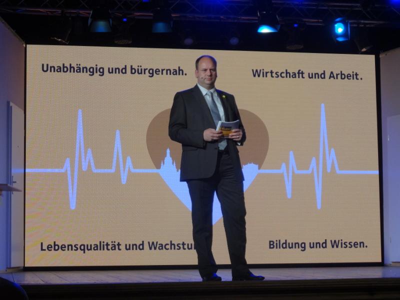 Hilbert Dirk Wahlprogramm