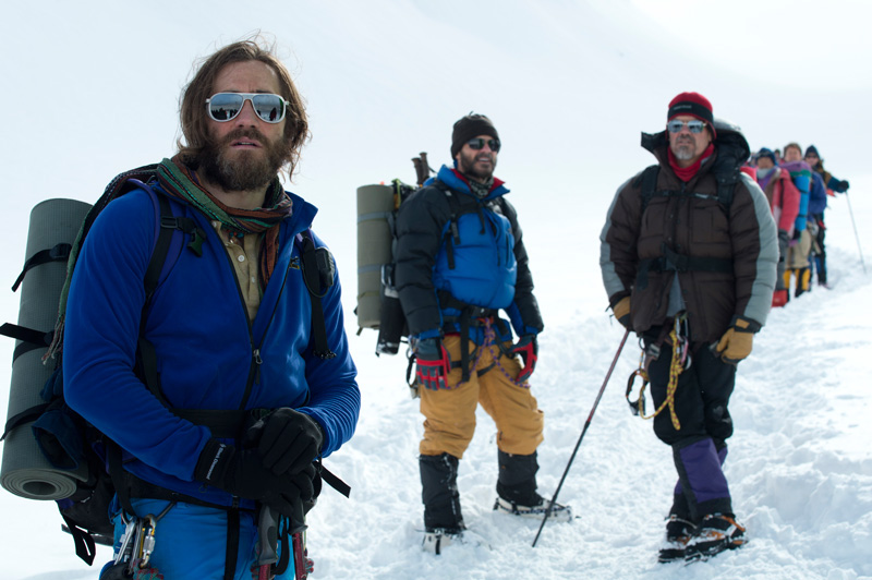 Everest Schauspieler