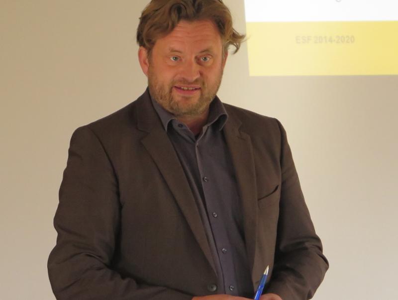 Soziale Stadt Martin Pfohl