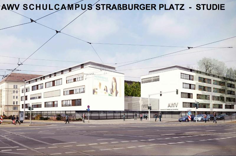 chulcampus-Strassburger-Platz