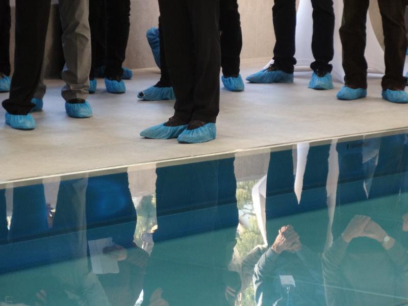 Schwimmhalle Bühlau 0801 blau