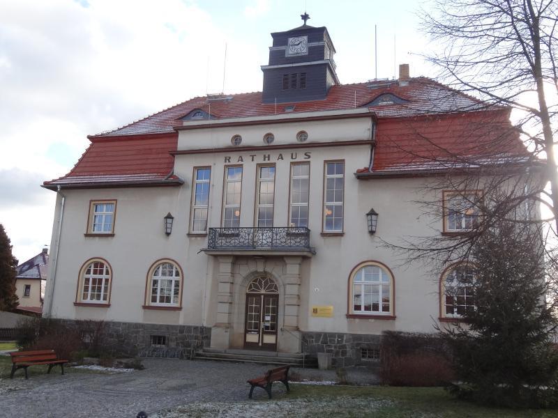Weixdorf Rathaus 1401