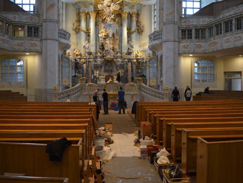 frauenkirche 1101 gang