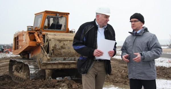 Baustart in Wilsdruff: B. Braun errichtet Werk für Dialysatoren