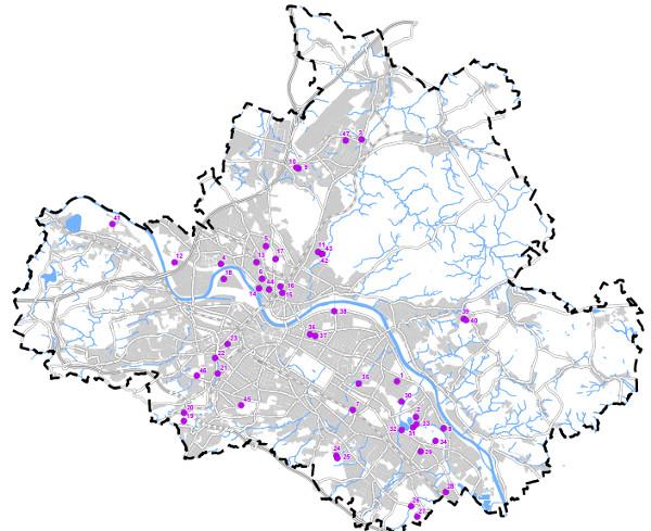 Landschaftsplan Altlasten