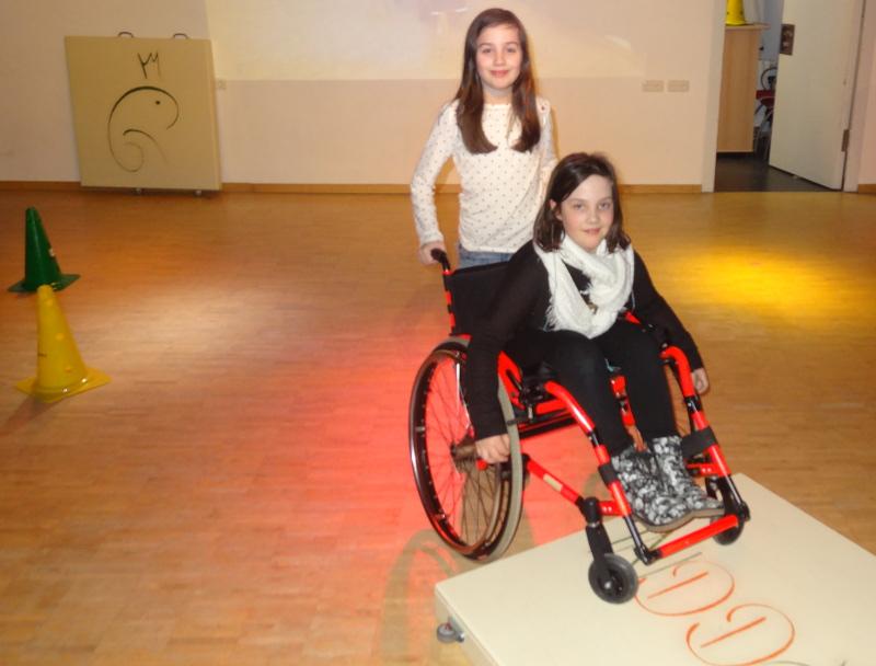 Rollstuhfahrschule 0203 Lieselotte Lena