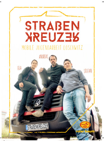 Der Team-Flyer.