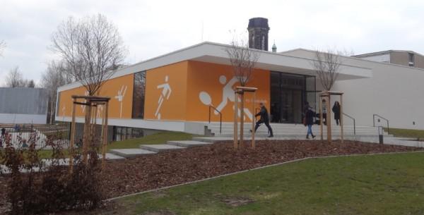 Turnhalle Reichenbach-Schule 1603