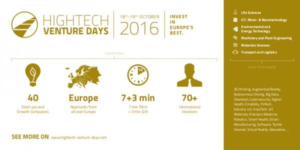 hightech venture days
