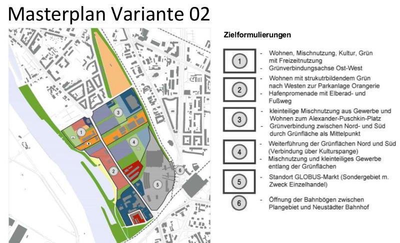 masterplan variante 2